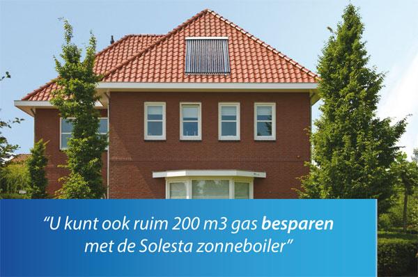 zonneboiler-besparing